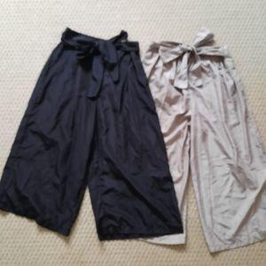 Wide leg pants 👖